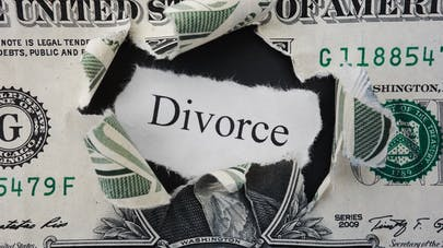 dollars+divorce