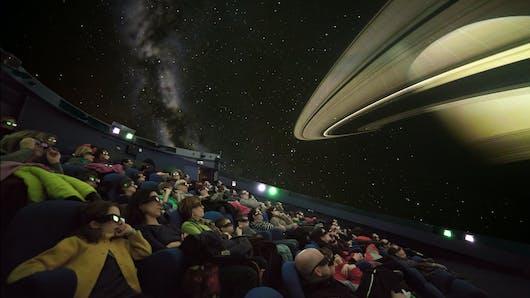 Planétarium de Saint-Etienne : visite au cœur de l'Univers