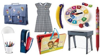 accessoires rentrée scolaire 2018