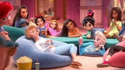 princesses disney les mondes de ralph 2