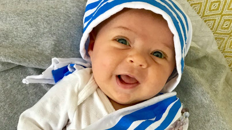 Ce bébé incarne les grandes femmes de l'Histoire (PHOTOS)