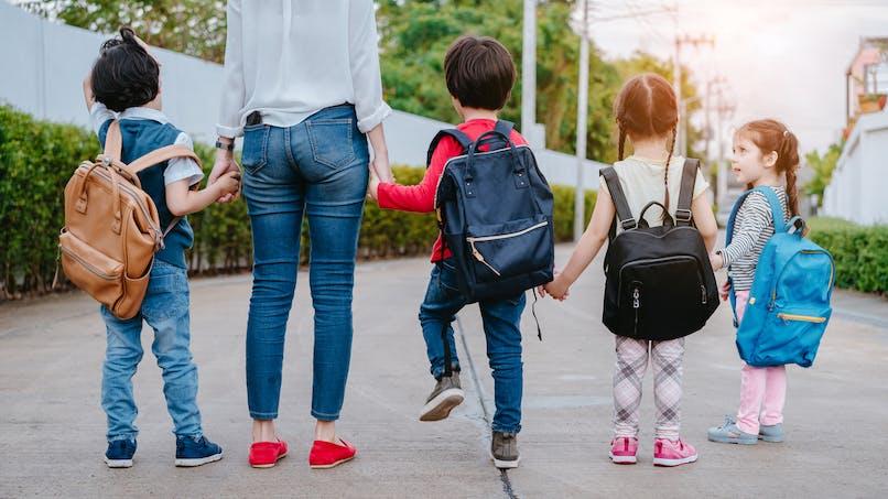 Rentrée des classes: quel budget pour les familles ?