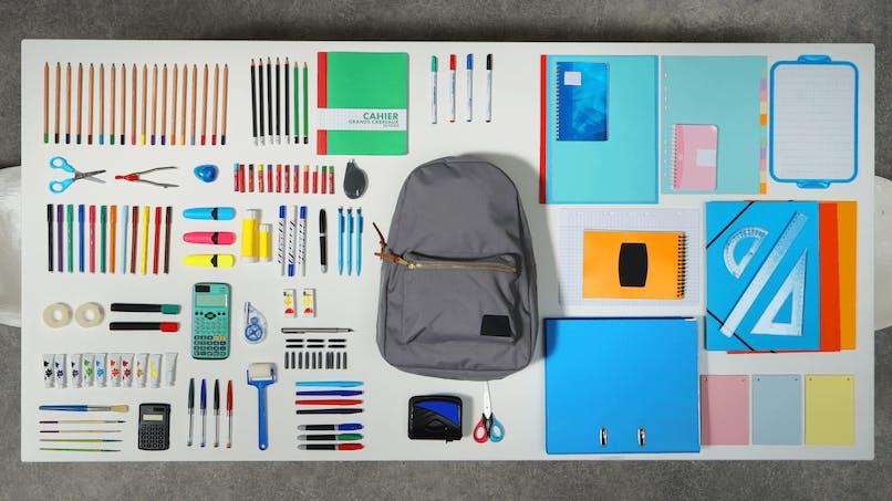 Fournitures scolaires: pensez aux packs tout prêts!