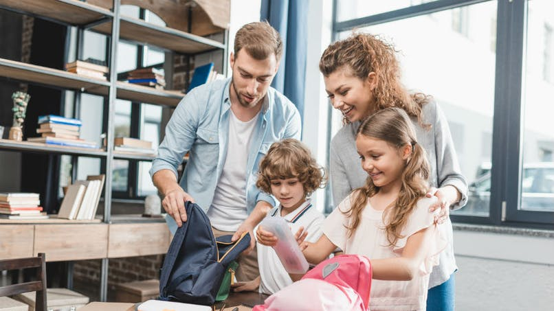 Rentrée scolaire: comment aider son enfant à reprendre un bon rythme