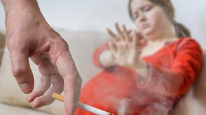 tabagisme passif