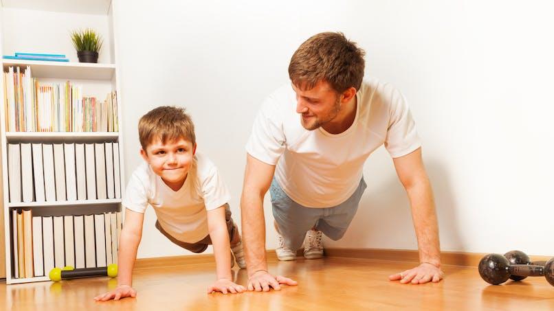 Musculation: elle n'est pas bonne pour les os des enfants!