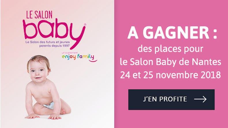 jeu concours salon baby