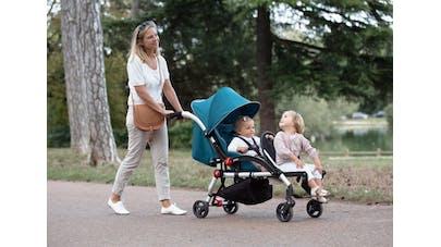 Poussette Limo Vidiamo promenade maman enfants