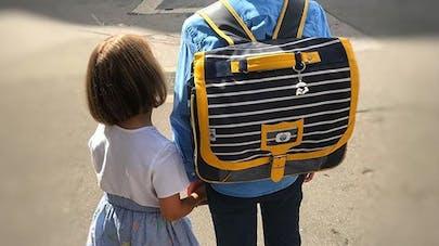 rentrée scolaire des enfants de people