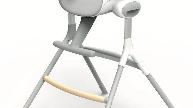 Chaise Haute Up & Down de BEABA