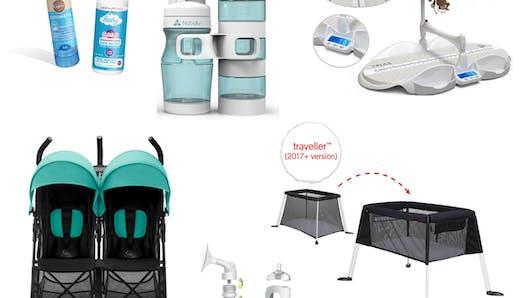 Dix innovations pour bébé pour cette rentrée 2018