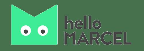 logo Hello Marcel