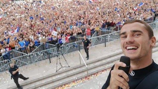 L'adorable vidéo d'Antoine Griezmann pour le petit Tom, atteint d'une maladie rare