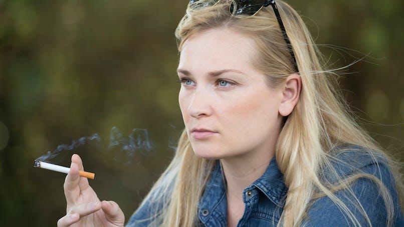 De la lumière contre l'addiction à la nicotine