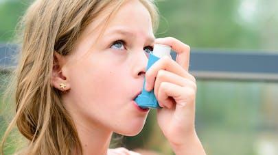 enfant et asthme