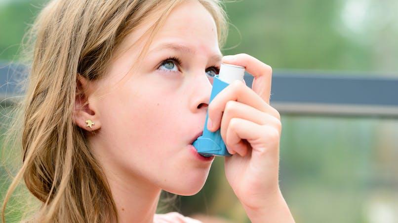 Asthme: des jeux pour aider les enfants à bien prendre leur traitement