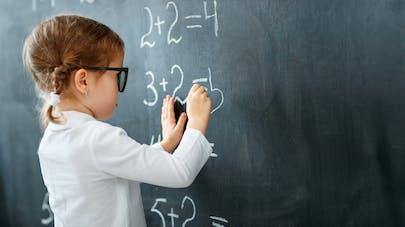 """Apprentissage des maths : la """"dyscalculie"""" serait sous-estimée"""