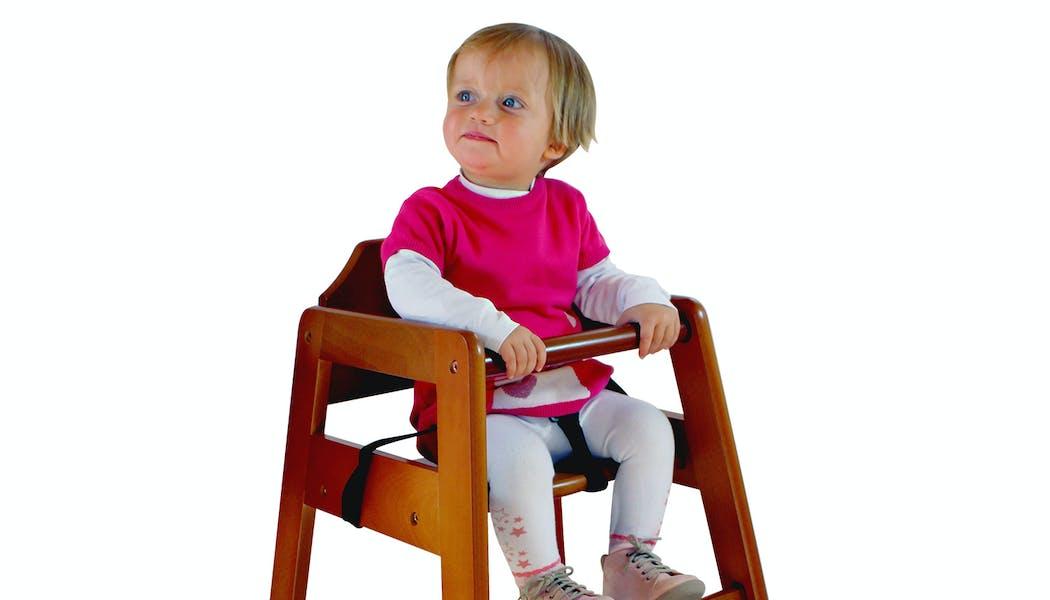 La Chaise Haute de WELCOME FAMILY