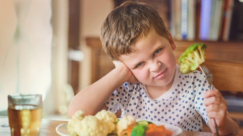 Légumes: pour que les enfants aient envie d'en manger, il faut soigner la présentation