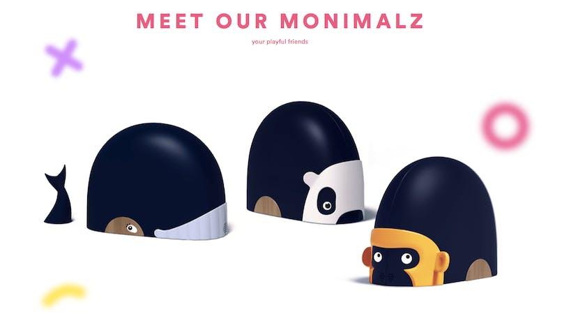 Monimalz, le nouveau compagnon connecté des enfants !
