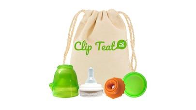 Le Kit à boire et à gouter Clip Teat