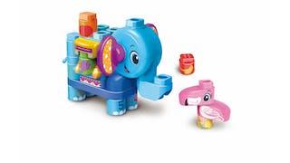 Mon éléphant des découvertes BLA BLA BLOCKS de VTECH