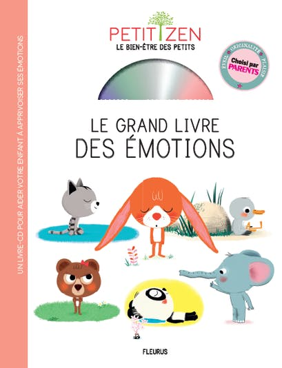 Le Grand Livre des émotions de FLEURUS