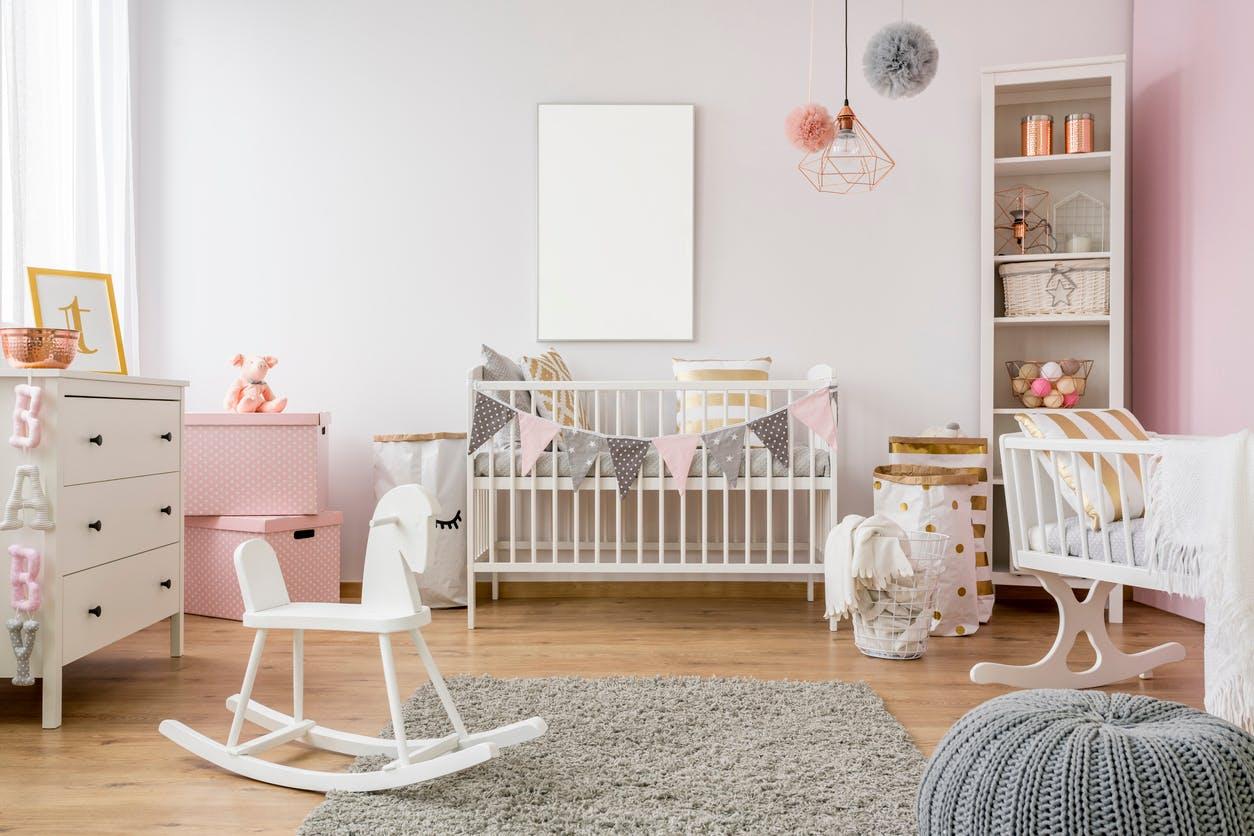 Quelle Couleur Chambre Bébé Garçon bébé : on lui prépare une chambre feng-shui ! | parents.fr