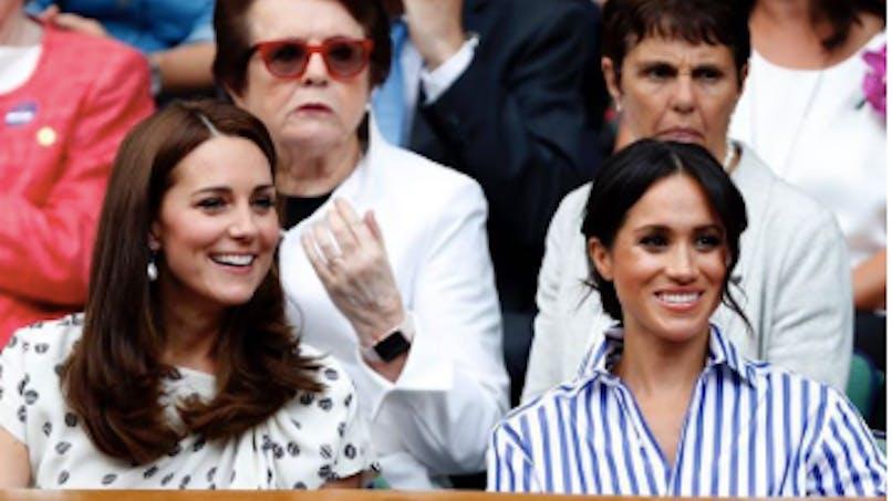 Le conseil original de Kate Middleton à Meghan Markle pour tomber enceinte