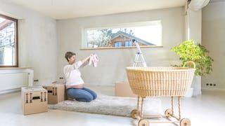 Préparer l'arrivée de bébé : on fait de la place à la maison !