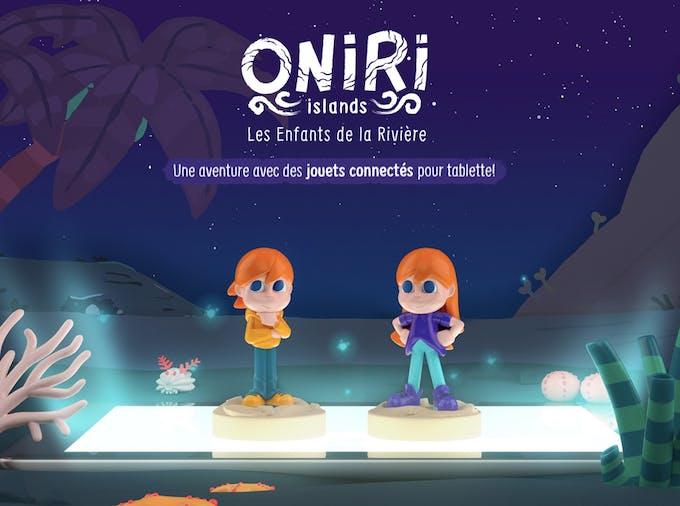 Oniri home page