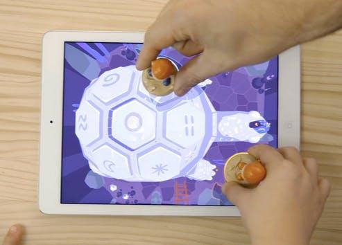 Oniri Islands jeu tablette