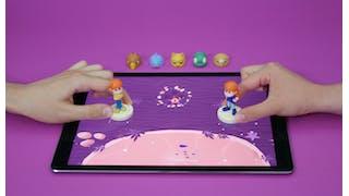 Oniri Islands, un jeu d'aventure coopératif connecté pour les enfants et les parents !