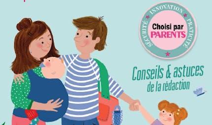 """Le Guide des produits """"Choisis par Parents"""" 2018 !"""