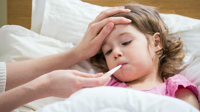 Rhume: l'astuce pour bien déboucher le nez des enfants