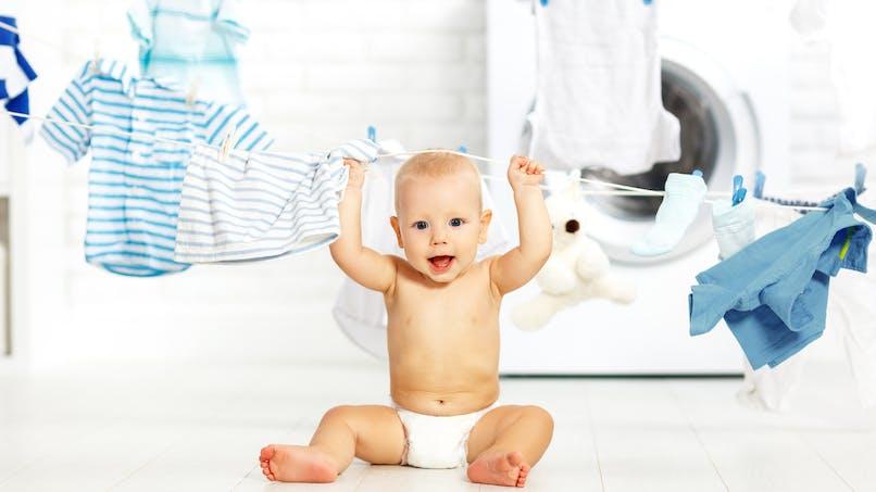 Bio, hypoallergénique : quelle lessive pour bébé ?
