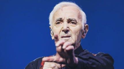 Mort de Charles Aznavour: l'anecdote adorable de Nolwenn Leroy sur son fils