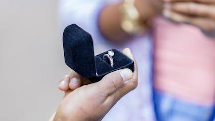 La cruelle mise en scène d'un homme pour sa demande en mariage (vidéo)