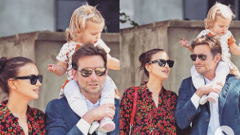 Bradley Cooper parle de sa petite fille