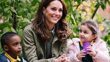 Kate Middleton : première sortie officielle depuis la fin de son congé maternité
