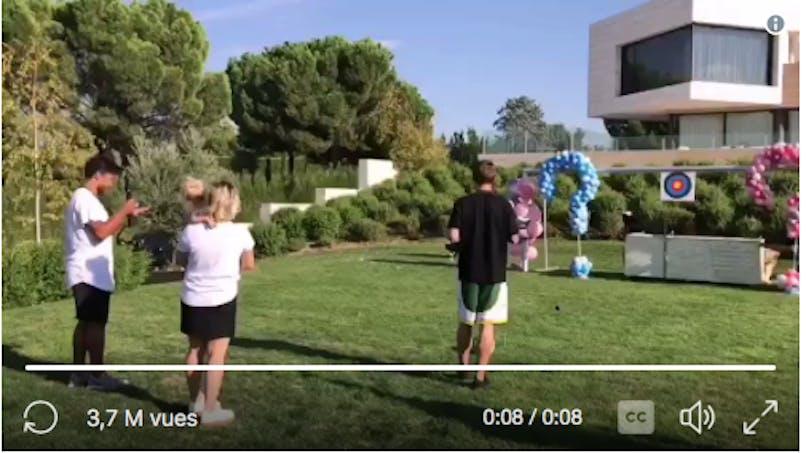Antoine Griezmann bientôt papa d'un deuxième enfant (vidéo)