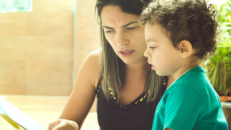 L'intelligence d'un enfant serait (surtout) héritée de sa mère