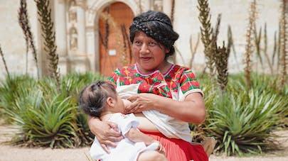 allaitement Mexique