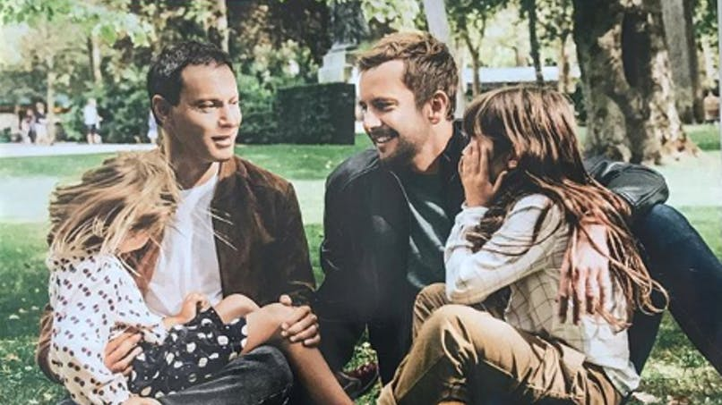 Marc-Olivier Fogiel : ses filles voudraient un petit frère