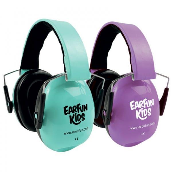 Earfun Kids casque anti bruit