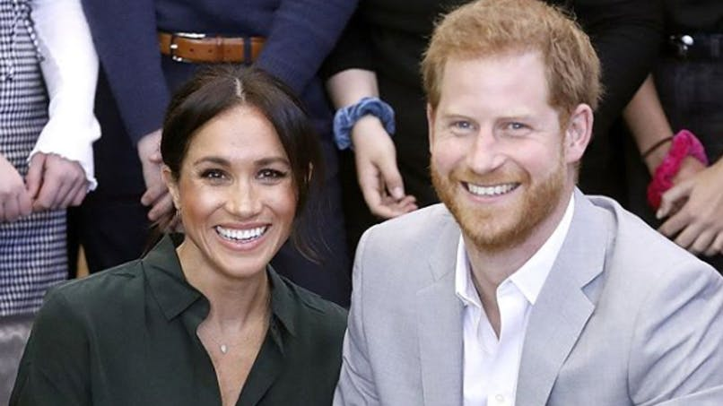 Meghan Markle enceinte : ses looks pour cacher son baby-bump (photos)