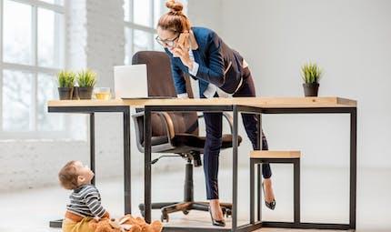 Concilier bébé et travail : les 5 diktats à abattre !