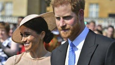Meghan Markle et Harry : pourquoi leur enfant ne sera ni prince, ni princesse