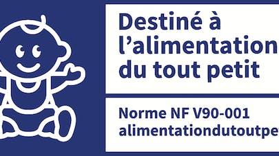 Logo alimentation infantile