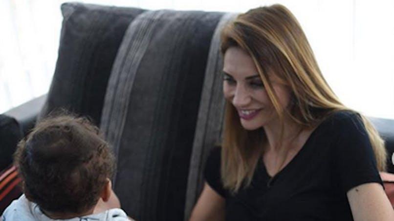 Ariane Brodier: pourquoi elle ne veut pas dévoiler les prénoms de son fils